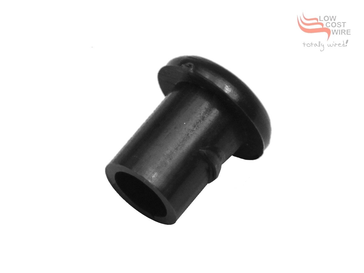 Post Tensioning Grommet : Standard grommets are used to protect the stainless steel
