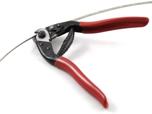 200mm Wire Cutter cutting 3.2mm G316 Stainless Steel Wire Rope 2_LR