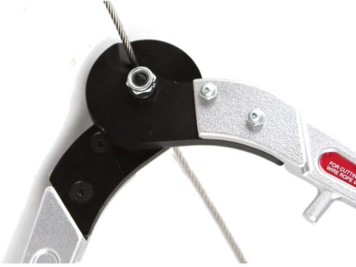 320mm Wire Rope, Cable, and Rod Cutter Detail Open Close Up_LR