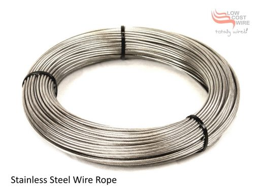 how to use wire rope