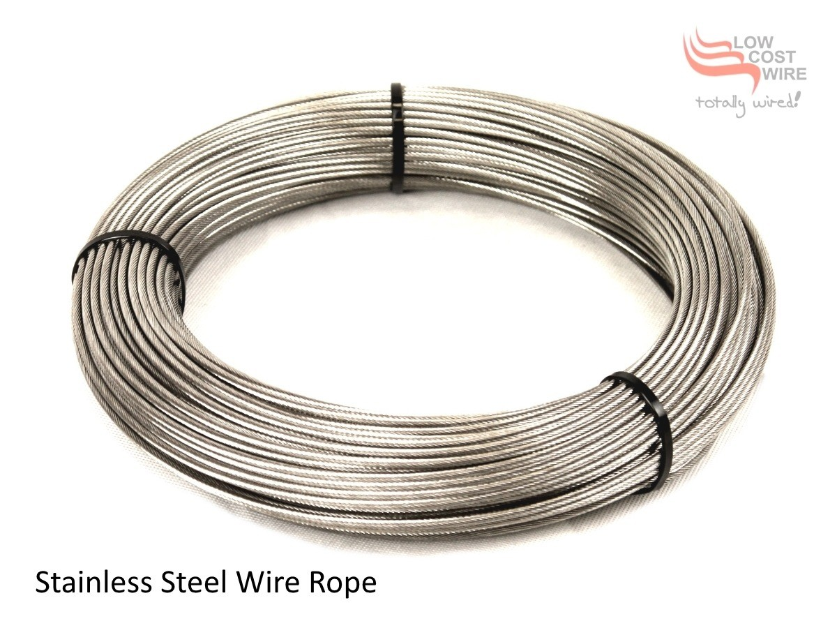 2.0mm Stainless Steel Wire Rope