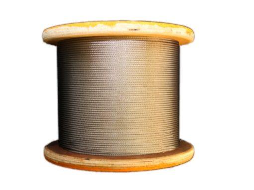 Galvanised Wire Reel