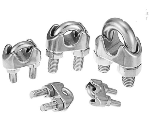 Wire Rope Grips G316 Stainless Steel