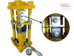 Hydraulic Swaging Press