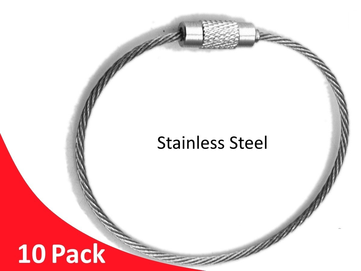 Tag Wire 15mm 7x7 G316 Stainless Steel