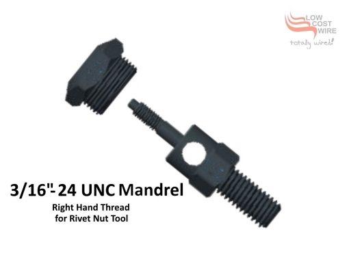 RHT Rivet Nut Mandrel 3.16-24