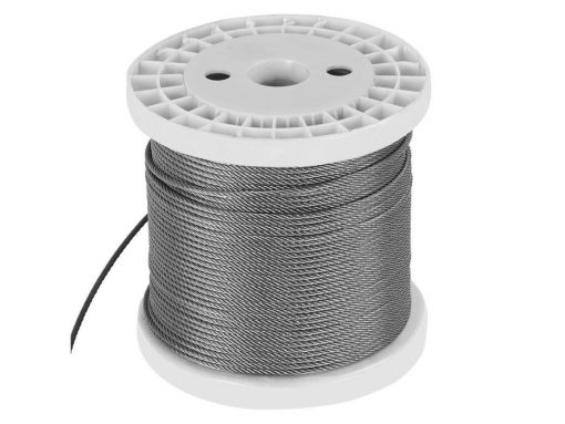 Stainless Wire Plastic Reel