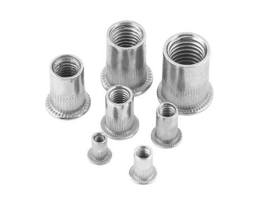 Aluminium Nutsert Assortment Bottom