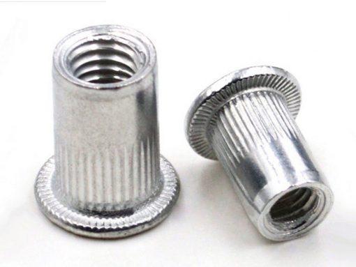 Aluminium Nutsert pair