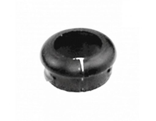 hallow Black Nylon Split Ring Grommet
