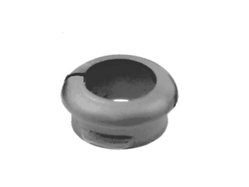 Shallow Grey Nylon Split Ring Grommet