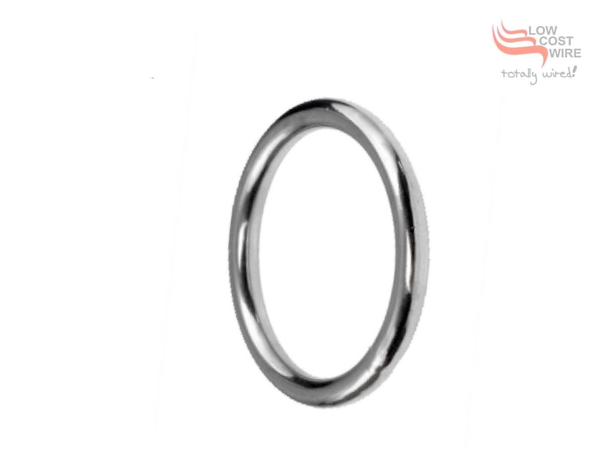 Small Stainless Steel Hog Rings