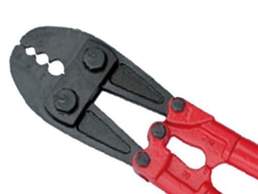 468 Manual Hand Swager Close Up