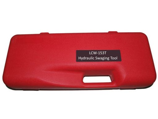 LCW-153T Professional Swager Tool Case