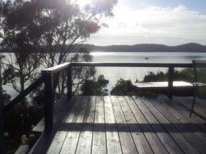 Lag Swage Rigging Screw & Lag Screw SRTT for Renovated Deck & spectacular views
