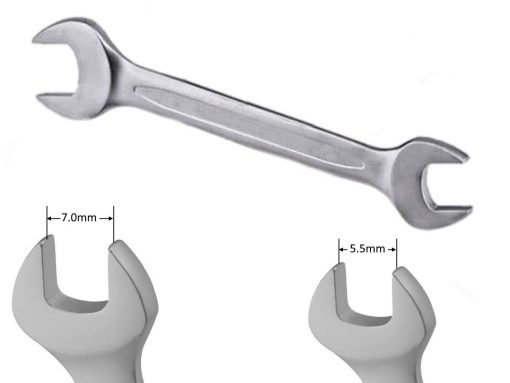 Open End Balustrade Wrench