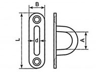 Oval Eye Plate Diagram