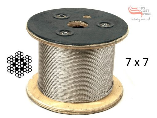 7X7-G316-Stainless-Steel-Wire-Reel-with-Structure