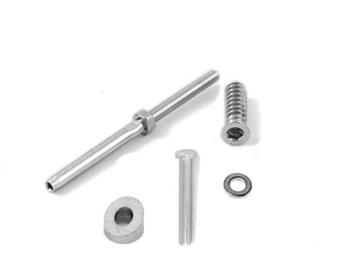 Swaged Terminal Bolts RHT with Timber Inserts Rod End Stairs_LR