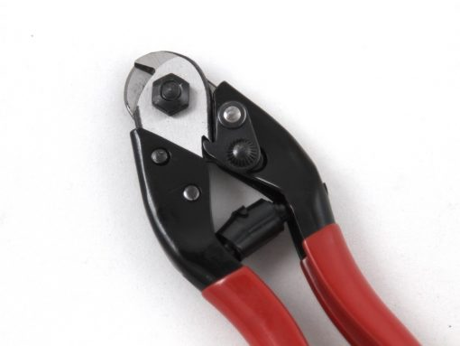 200mm Wire Cutter for up to 4mm G316 Stainless Steel Wire Rope Close Up_LR