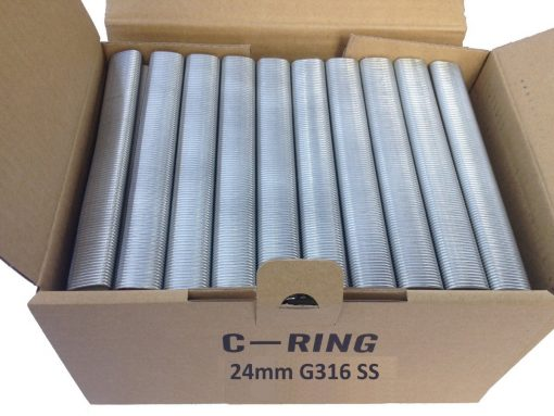 10000 Pack Hog Ring C Ring