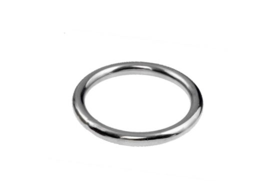 Stainless Steel Welded Ring