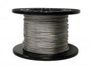 1x7 Coated Stainless Steel Wire