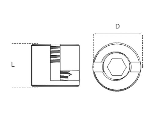 Flexible Net Clip Diagram