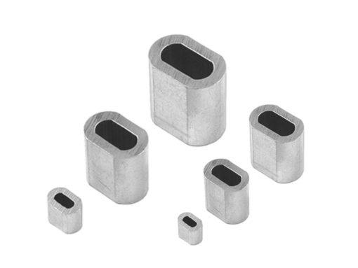 Oval Aluminium Swage Set