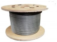 Clear Coated G316 Stainless Steel Wire Rope