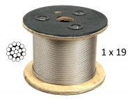 1X19 G316 Stainless Steel Wire Reel with Structure