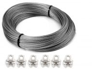 50M G316 7x19 Stainless Steel Wire Bore Pump Kit