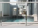 Vertical Wire for Pool Fencing
