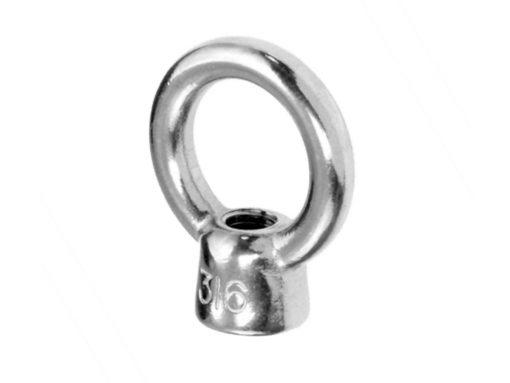 JIS Eye Nut G316 Stainless Steel