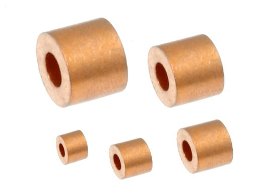 Round Copper Swage Set