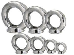 Eye Nut DIN G316 Stainless Steel