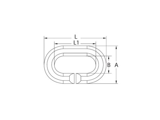 C Link Dimension Diagram