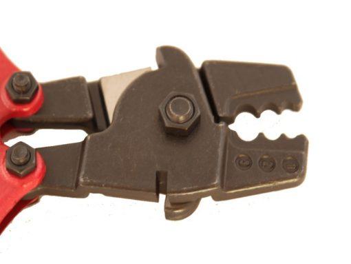 Heavy Duty Hand Swaging Tool Range 1.5mm-3.5mm